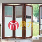 合肥重型折叠门防寒保暖节省空间