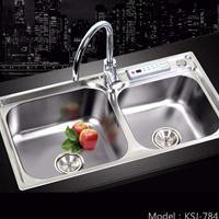 康世界智能水槽 除农残 杀菌消毒 清水洗碗