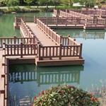 淮南木塑厂家、塑木地板、塑木护栏