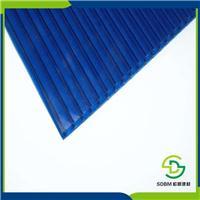 厂家供应优质PC阳光板 采光吊顶 农用花房 遮阳车棚