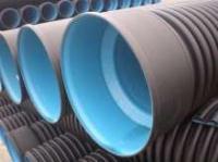 供应天津HDPE波纹管排水管PVC管
