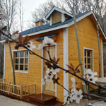 焦作木屋别墅设计施工
