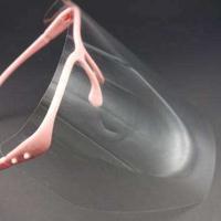 镜架式PET防护面罩可更换面屏高透明防飞溅牙科一次性面具