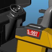 汽车驾驶模拟器教学设备