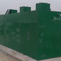贵州一体化污水处理成套设备