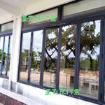海南海口三亚酒店150重型防台风折叠门