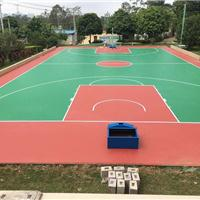 南宁飞跃体育 南宁移动式篮球架 丙烯酸球场厂家
