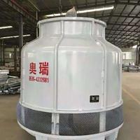 江西圆形冷却塔高温型注塑机冷却塔DLT90奥瑞圆形冷却塔