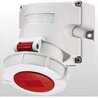 2000#明装插座IP44/500V/5P/16A代理曼奈柯斯插座
