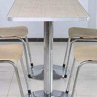天津餐桌椅组合、长方形吃饭桌子、