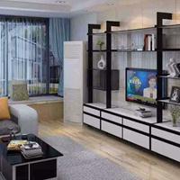 家用电视柜厅柜家具那个品牌好?佛山雷诺帝娅家具订制