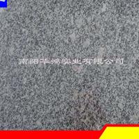 河南梨花白 天然花岗岩石材 磨光面板材 大量供应