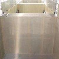 污水池内壁环氧树脂玻璃钢五油三布施工CH801型防腐施工