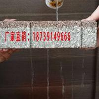 国标透水砖 质检合格产品200*200*55透水砖