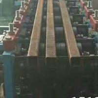巨鑫机械厂生产的圆管变方管设备一次成型效率高 成型效果优异