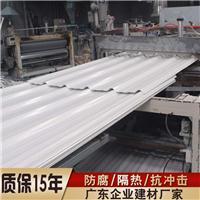 供应优质彩钢瓦 防腐厂房瓦 雨棚复合瓦