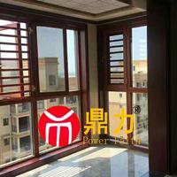 合肥鼎力窗纱一体窗透光度高款式多样
