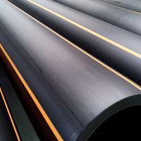 临沂PE燃气管20~1400厂家直销-临沂PE燃气管件报价