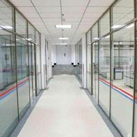 西安办公室隔断安装玻璃隔断厂家