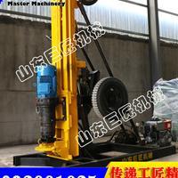 华夏巨匠供应KQZ200D气动打井机 200型冲击式水井钻机