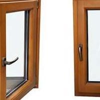 铝包木系列-78铝包木内外开窗