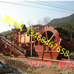 广东山沙洗沙机械,洗沙机清理山沙泥土量多少方