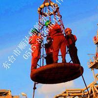 不锈钢工作吊篮DLJ-3B型JYL-B型系列载人工作吊篮ABS证书