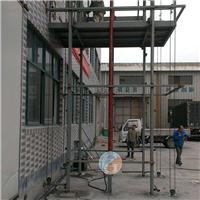 外挂式升降机|型号SJG2-8.8|载重2吨货梯|升高8.8米货梯