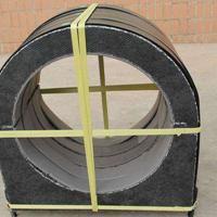 供应 橡塑管道专用托码 PE托码 空调管道支撑托码