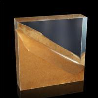 2-3H硬度2mm厚度亚克力透明有机玻璃板材供应