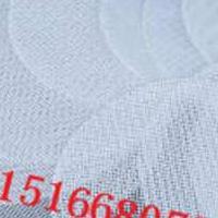 符合食品卫生标准不沾硅胶笼布厂家 山西蒸馒头米饭圆形笼布价格