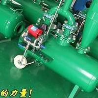 济宁水肥一体机厂家 作物种植可定时控制自带过滤的铁罐式施肥机