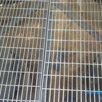 上海寅融-穿锁型平台钢格板