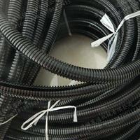 电厂线路维修专用双开口波纹管 AD25.8双拼尼龙阻燃浪管
