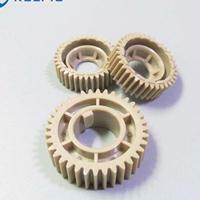 低噪音peek齿轮,微型泵耐磨peek齿轮
