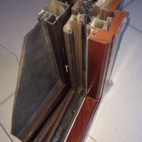 铝木复合门窗 德国ROTO五金