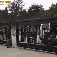 供应电动门、铁艺门、电动铁艺大门、自动铁艺大门,金属大门
