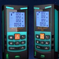 迈测S9 100米手持式激光测距仪 电子尺