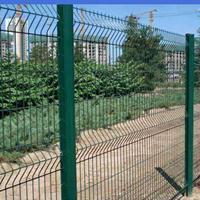 厂家直销 浸塑框架护栏网,公路框架护栏网, 网格均匀质量保证
