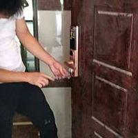 家用门锁-成都的客户刚进行地推每天就有订单