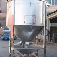 惠州塑料大型立式搅拌机 10吨新型塑材混合机 带烘干加热