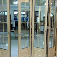 上哲1.4厚轻型折叠门 高性价比室内隔断折叠门 佛山厂家直供