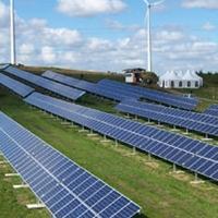 太阳能光伏发电电板1