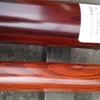 不锈钢管转印木纹厂家丰佳缘直销