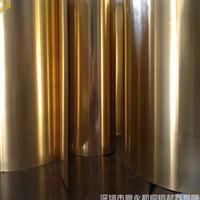 拉伸冲压H65黄铜带 半硬全软C2680黄铜带 广东H62黄铜带卷料厂