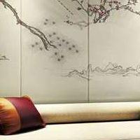 【欧莱漫背景墙】《那年花开月正圆》的东方美学,惊世了!