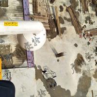 建筑工地塔吊高清视频监控设备