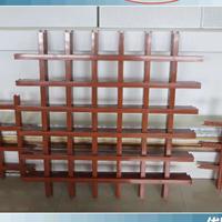 铝格栅吊顶剖面图-铝方板安装指导-工装工程铝格栅