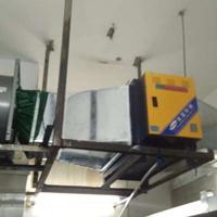 饮食业油烟净化设备,茶餐厅油烟处理设备