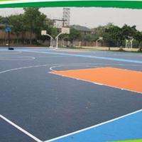 篮球场地供应拼装地板《胜日地板》